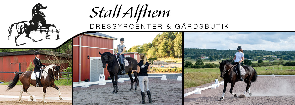 Stall Alfhem :: Dressyrcenter